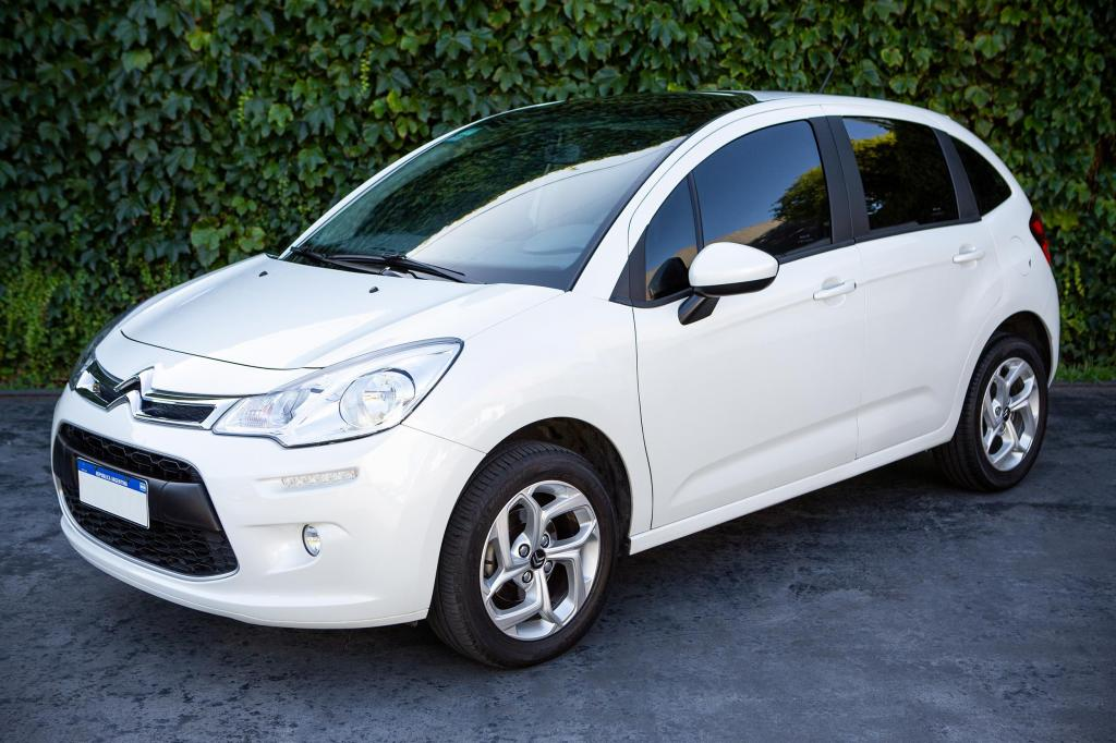 Citroen C3 1.6 VTi 115 Feel MT  [IMPECABLE!]