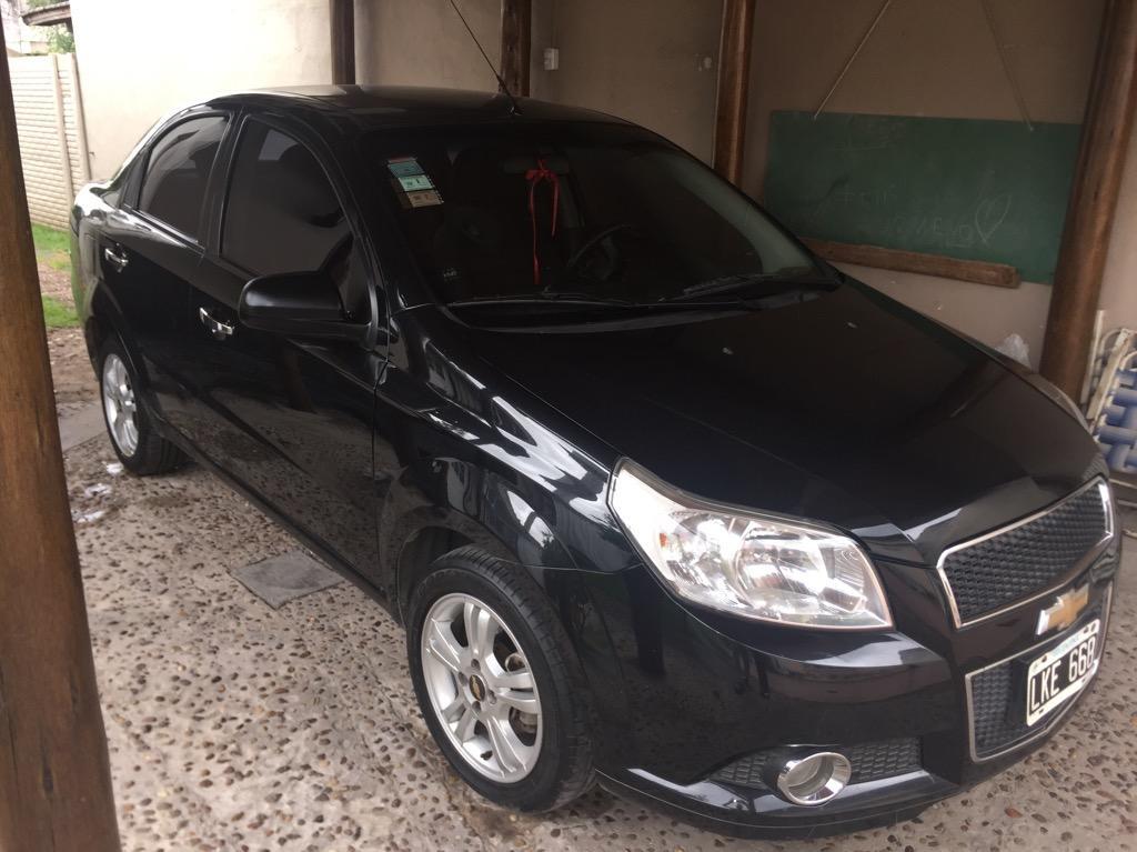 Chevrolet Aveo G3