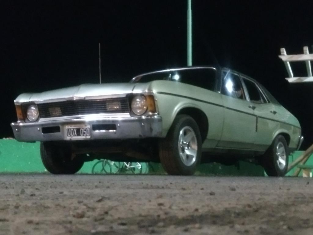 Chevrolet Chevy Malibú con Aire!!!
