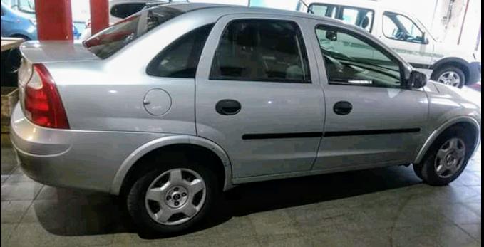 Chevrolet Corsa  c gnc