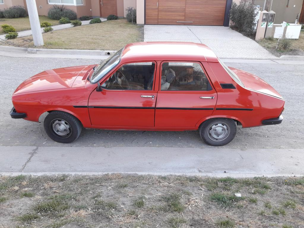 Renault 12 de Colección Modelo