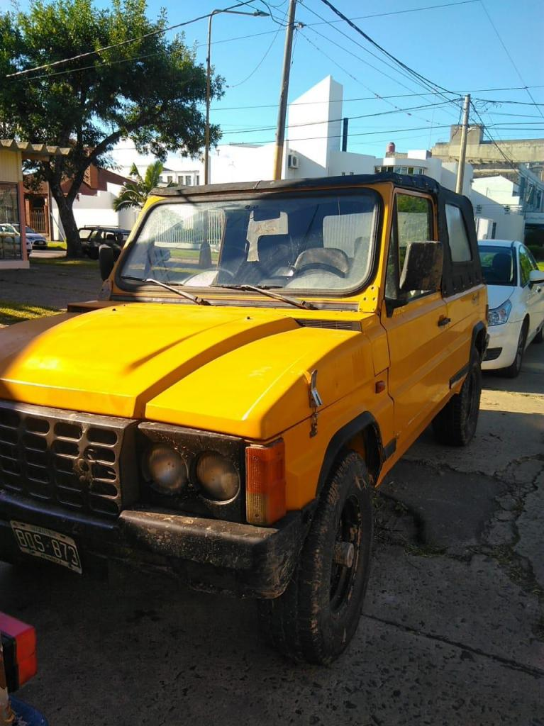 JEEP ARO X4 OF ROAD