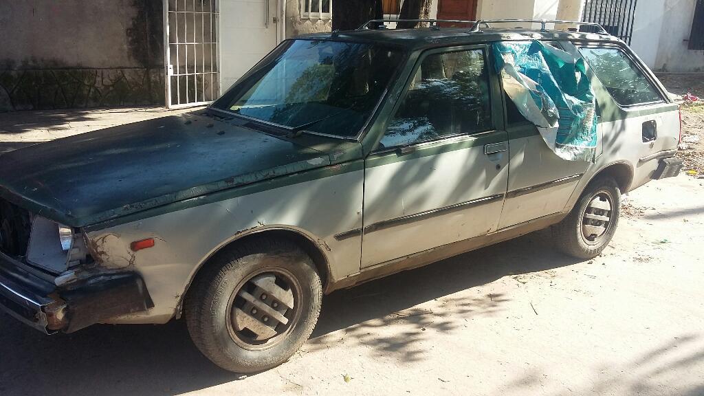 Renault 18 Brek Gnc