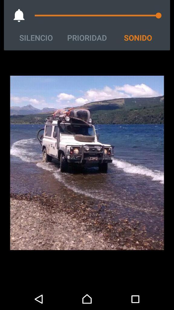 Vendo Land Rover Defender 90 Segunda Man