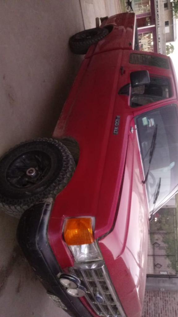 Vendo O Permuto Ford F 100 Mwm Mdlo 94