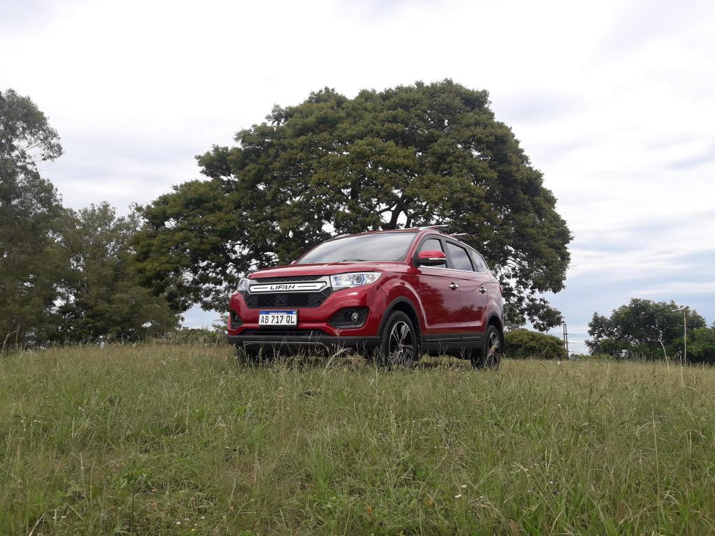 Lifan MyWay  km 7 asientos IMPECABLE