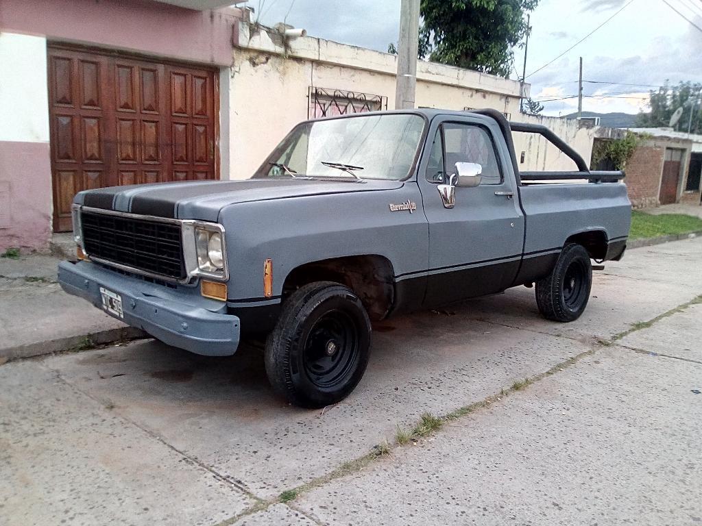 Chevrolet C10 Nafta Gnc