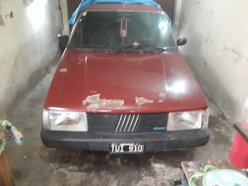 Vendo O Permuto Fiat Regatta 87