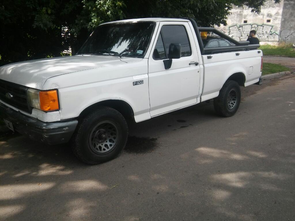 Ford F100 Nafta Gnc Dh Caja de 5ta