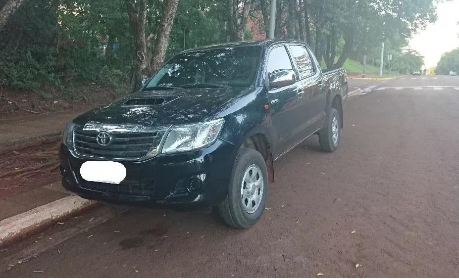Toyota Hilux 2.5 doble cabina