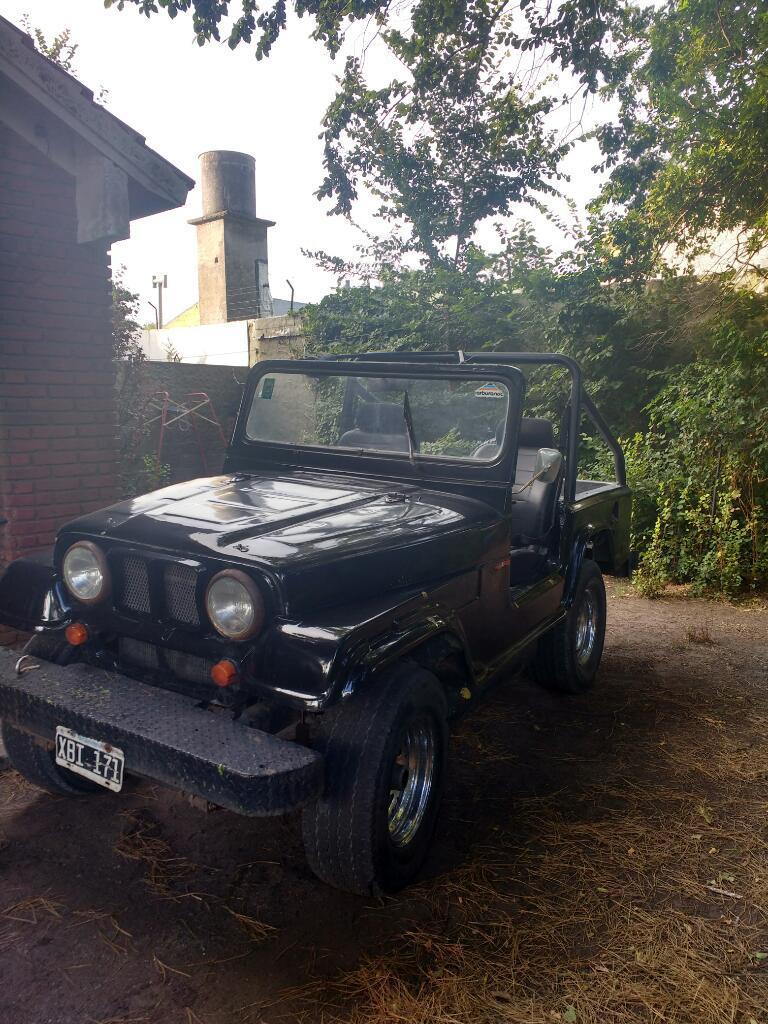 Vendo Jeep 4x4 Motor 221
