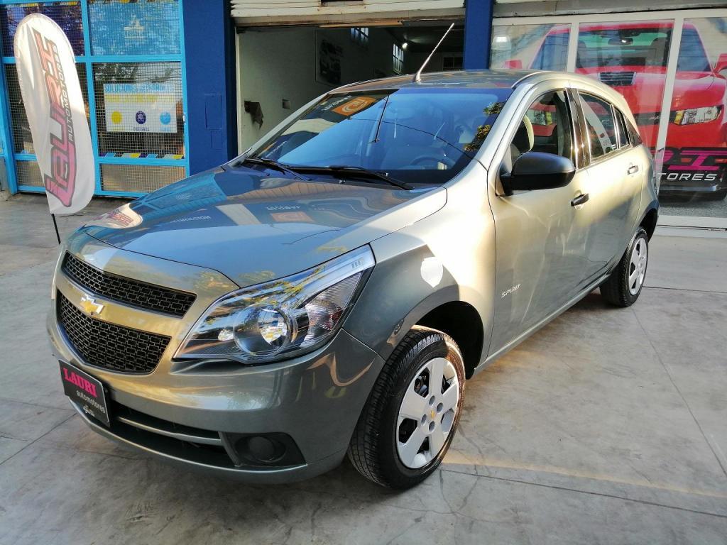 Chevrolet Agile 1.4 LS Spirit 5ptas