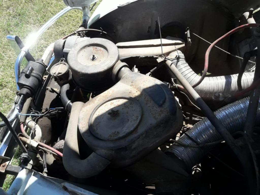 Citroen 3cv modelo