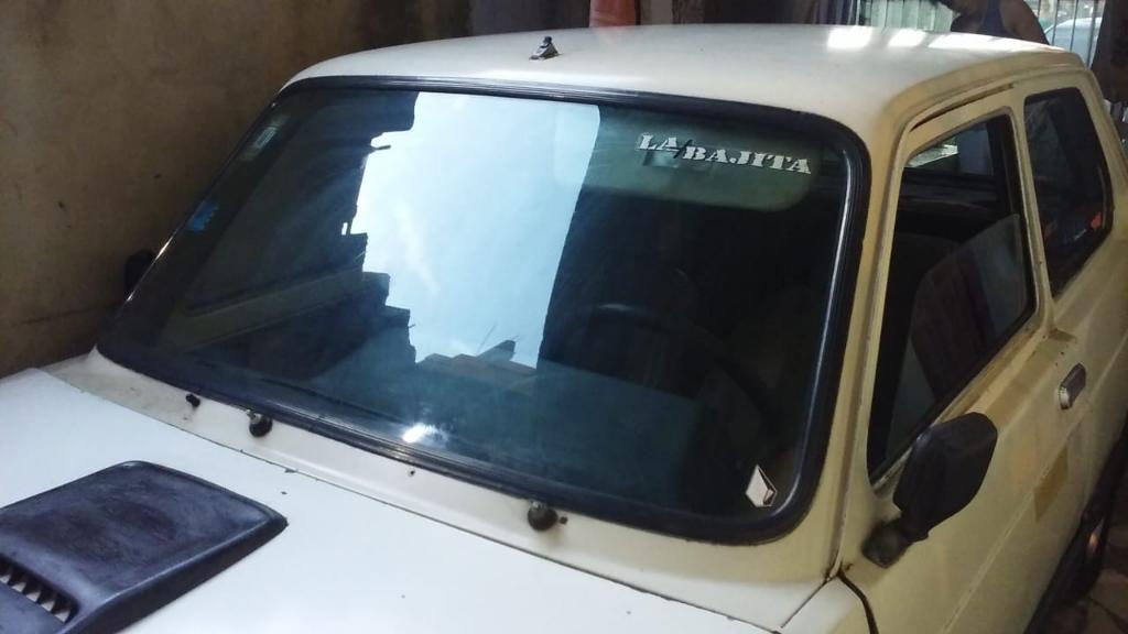 Fiat 147 Mod  Nafta Gnc