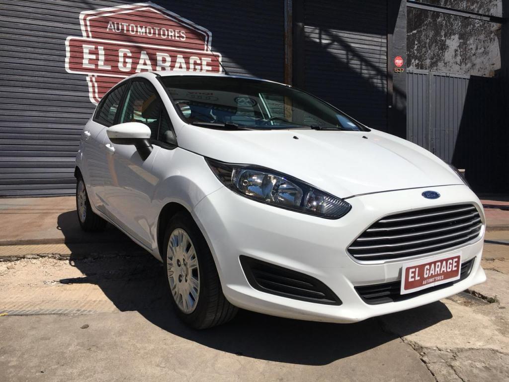 Ford Fiesta Kinetic  S 5p primera mano  Kmts