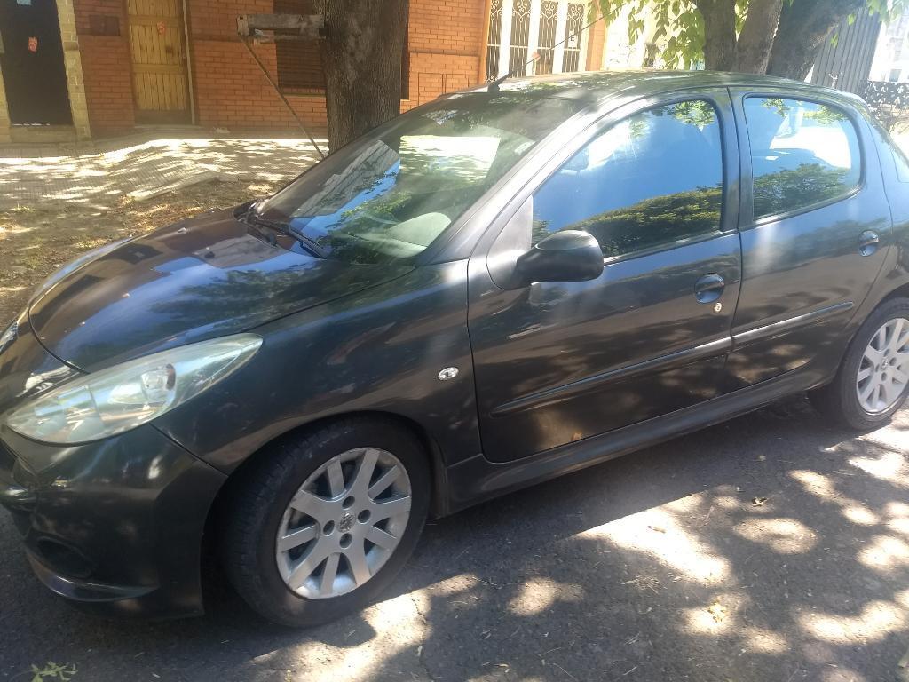 Peugeot 207 Xs  Debe Patentes