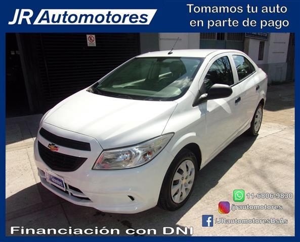 Chevrolet Prisma 1.4 LT MT (92cv)