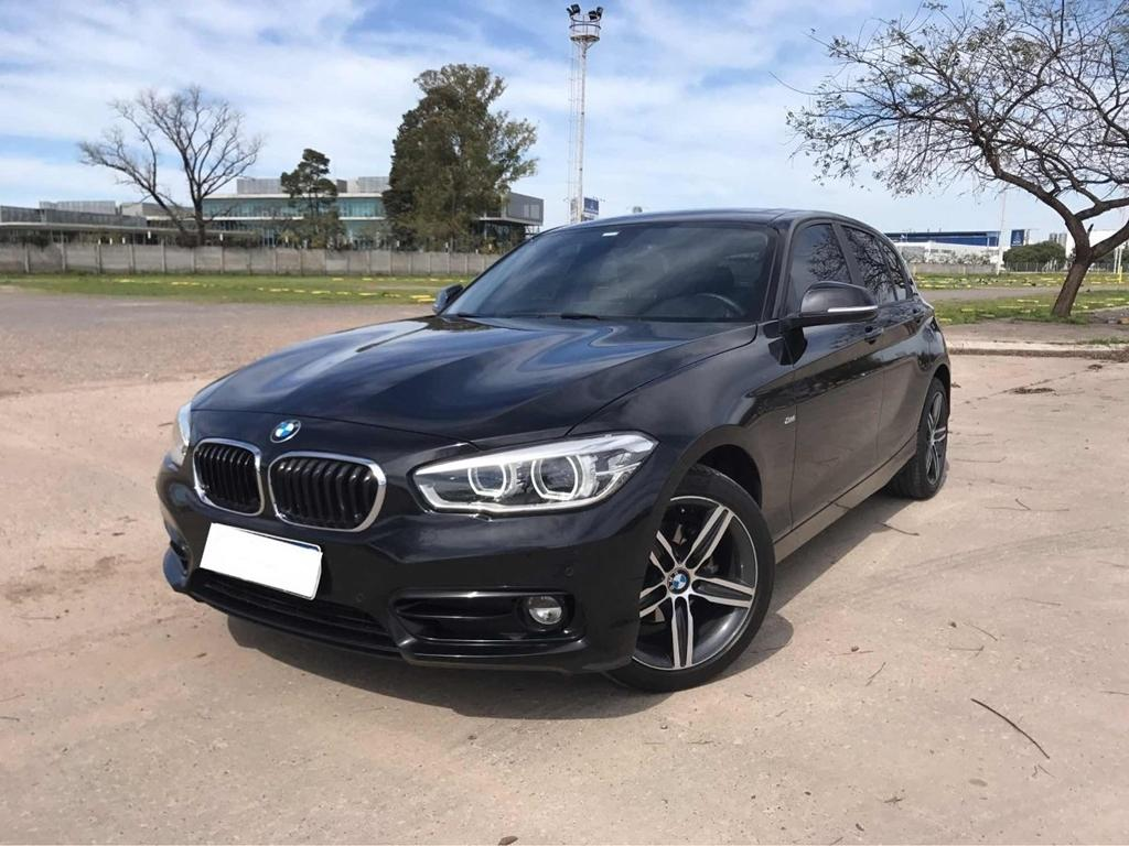 BMW Serie i Sport Line 136c