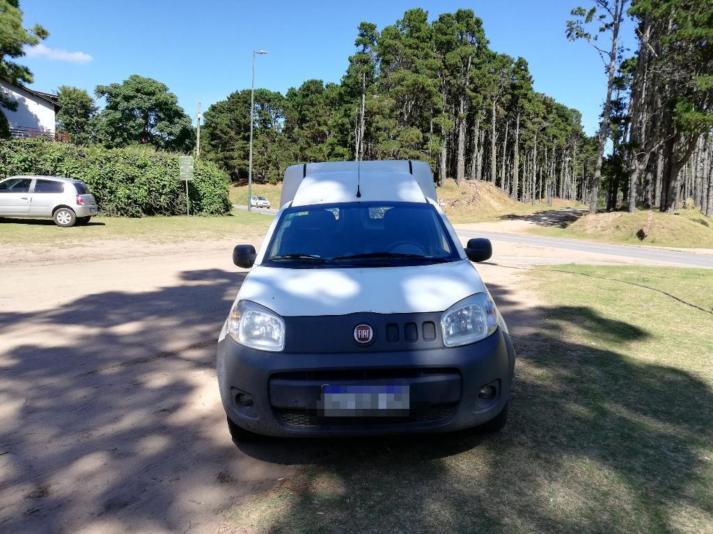 Fiat Nueva Fiorino Evo Fire  Gnc