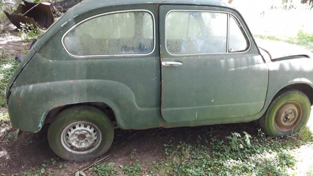 Fiat 600 Año