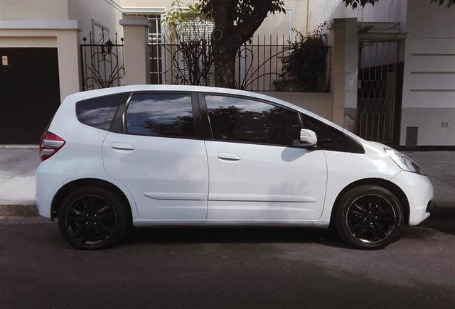 Honda Fit EX L AT