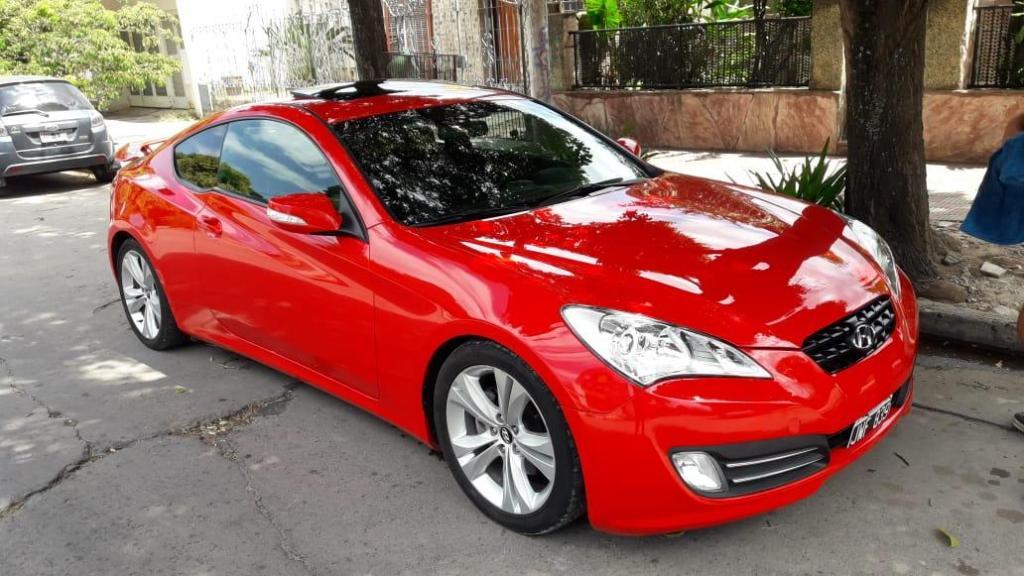 Hyundai Genesis V6 Autómatica