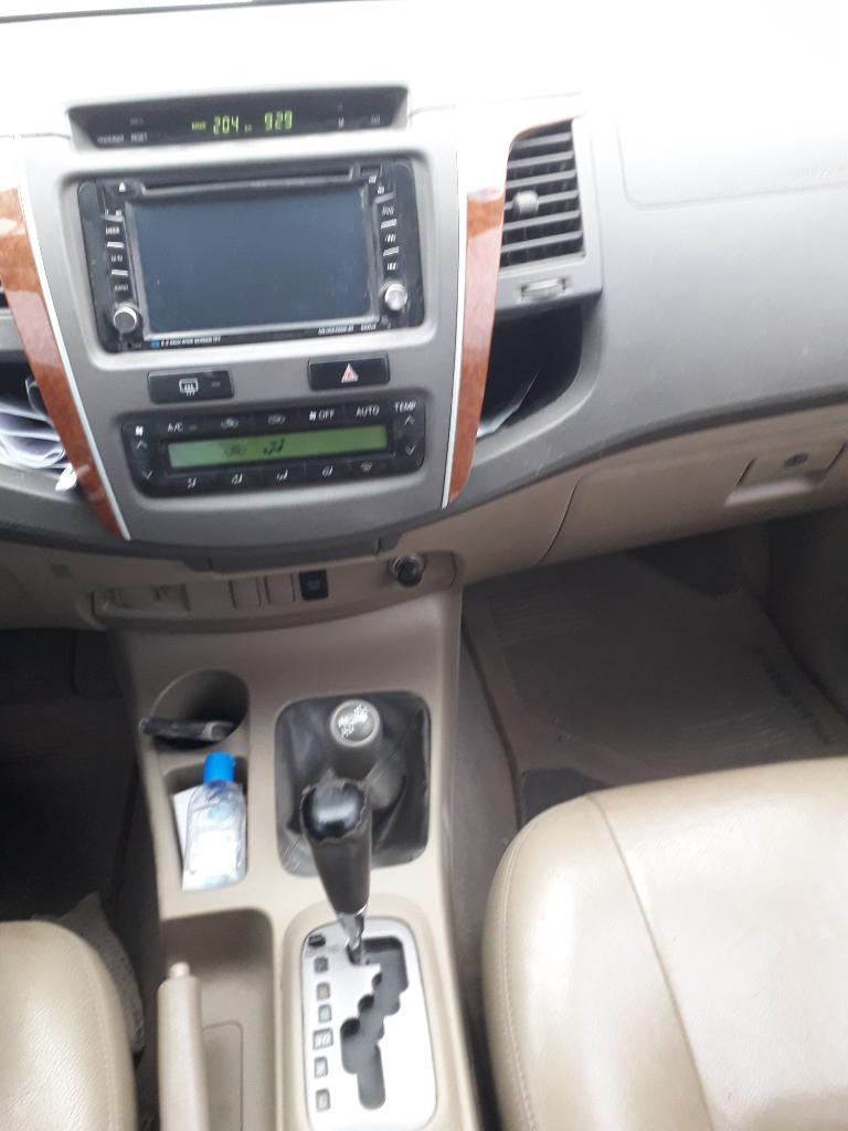 Vendo O Permuto Toyota Swx4 Aut