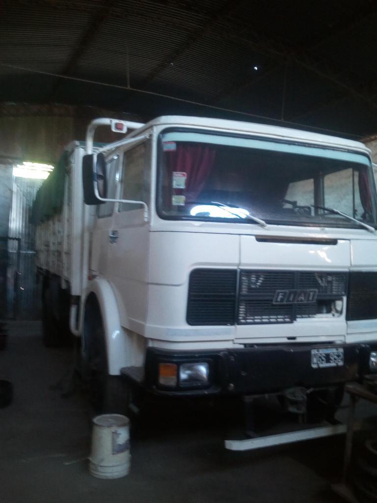 Camion Fiat 619 modelo
