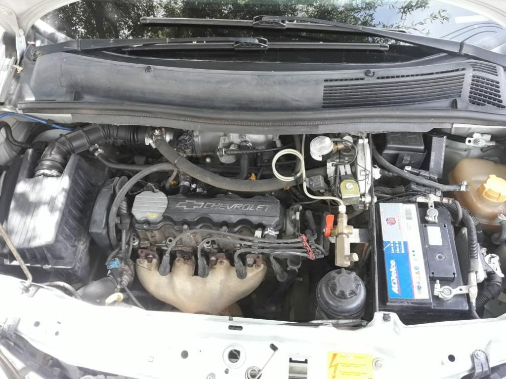 Chevrolet Zafira, Mod , con 7 Asie