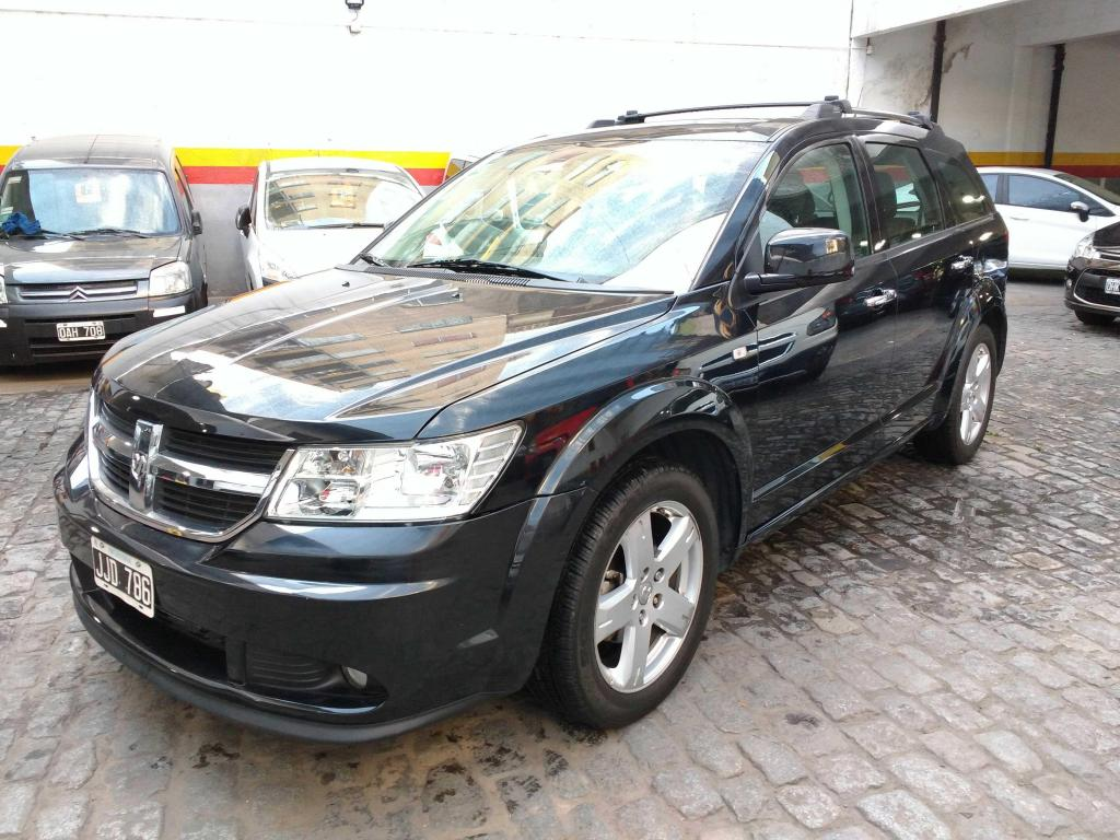 Dodge Journey 2.7 Rt Atx 3 Filasdvdtecho