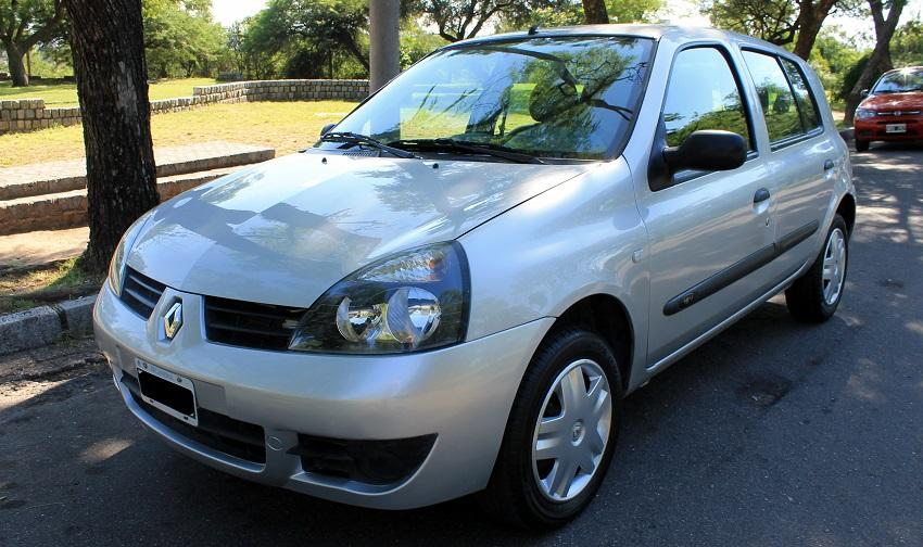 RENAULT CLIO 1.2 PACK  IMPECABLE
