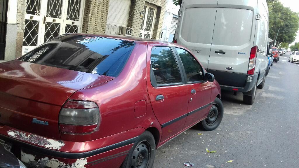 Vendo Fiat Siena 98 Muy Bueno $