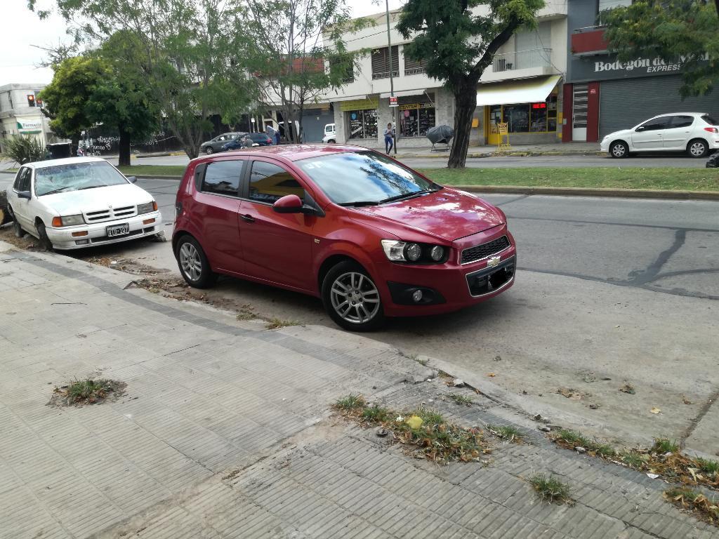 Auto Chevrolet Sonic