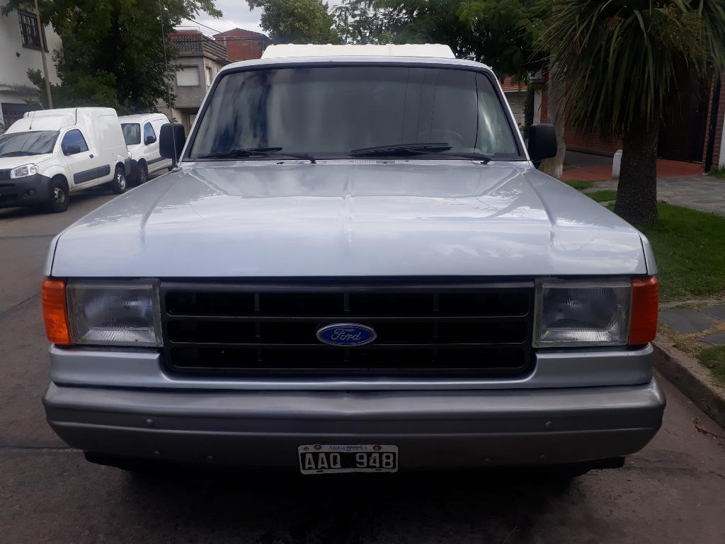 Ford F100 Nafta sin Gnc Mod  Clark