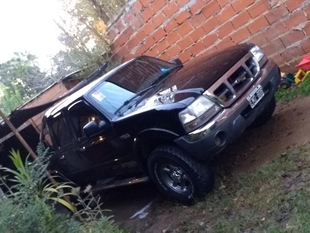Ford Ranger Limited Centennial x4