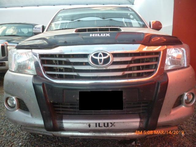 Toyota Hilux SW4 3.0 Srv Cuero 171cv 4x4