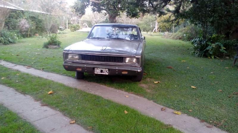 Dodge Polara mod. Original