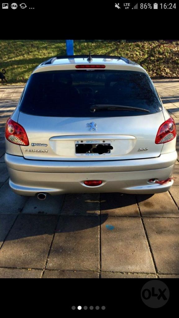 Peugeot 206 Xs Premium.