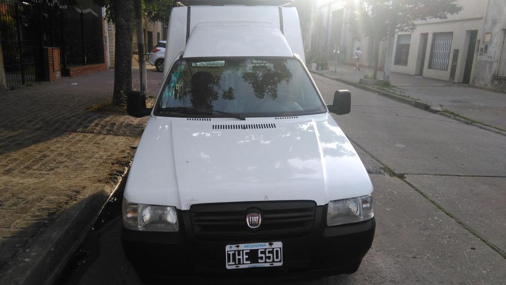 VENDO FIAT FIORINO 13NAFTA GNC