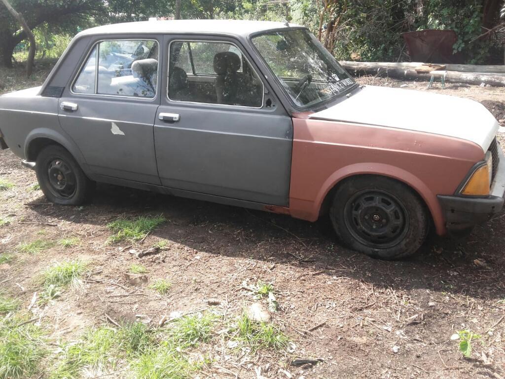 Fiat 128 Super Europa Mod 87