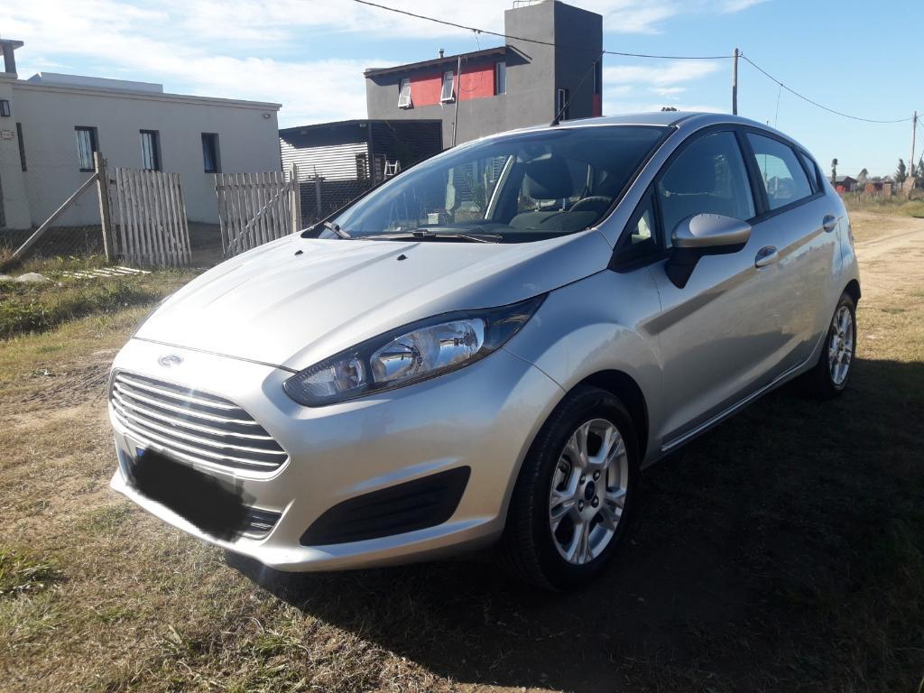 Ford Fiesta Kinetic S Plus