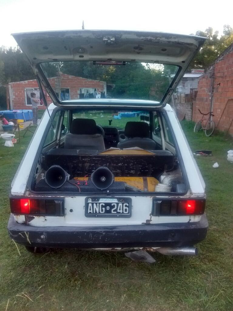 Vendo O Permuto Fiat 147 con Gnc