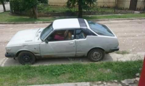Vendo cupe Nissan mod 81