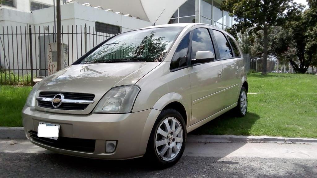 Vendo Chevrolet Meriva GLS FULL. GNC FINANCIO!!