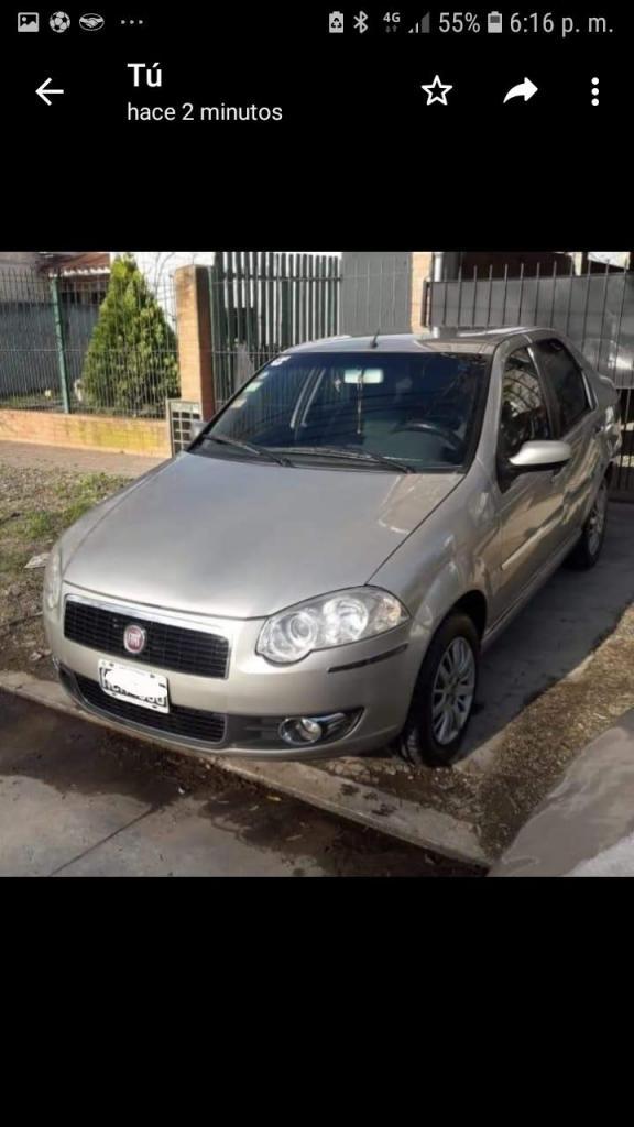 Vendo Fiat Siena elx 14 8v mod  GNC amortiguadores y