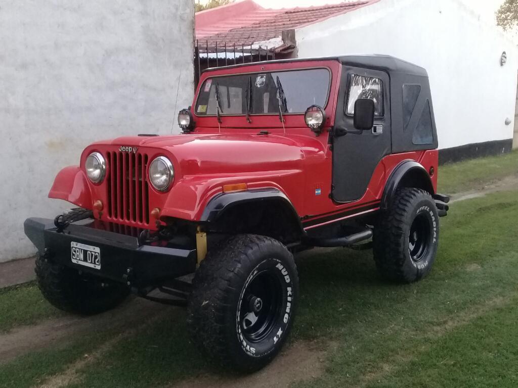 Jeep V8 4x4