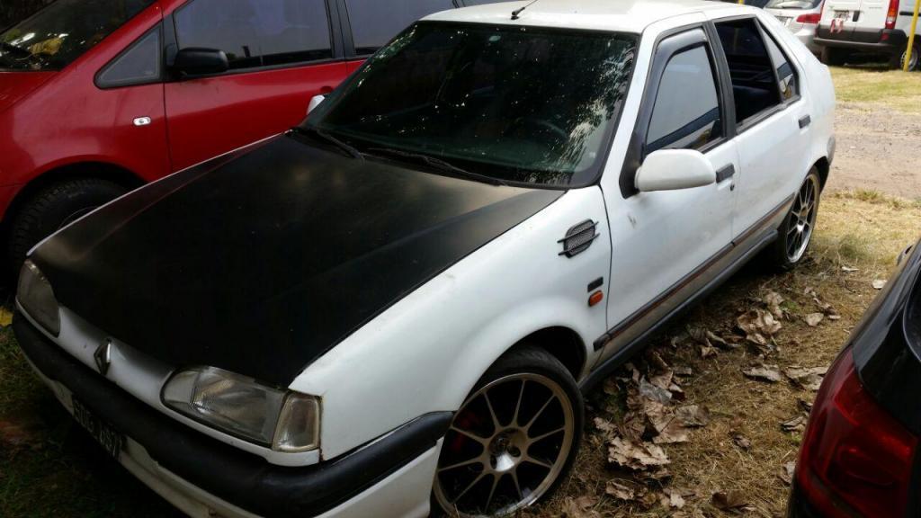 Interior Renault 19 Tuning