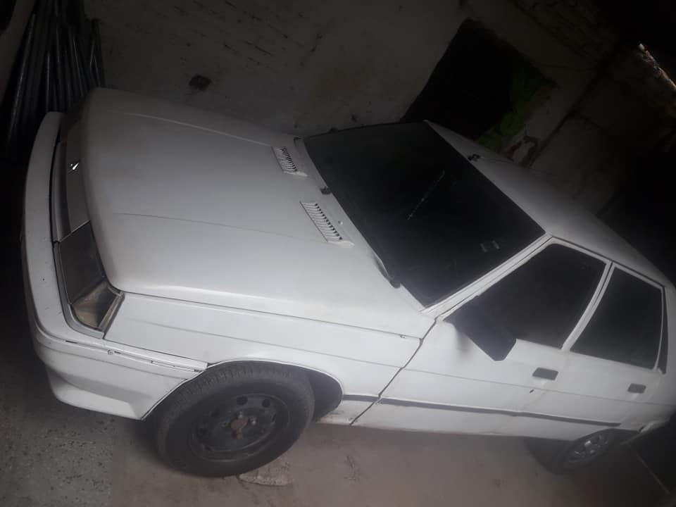 Vendo Renault 11 Modelo  Con Gnc
