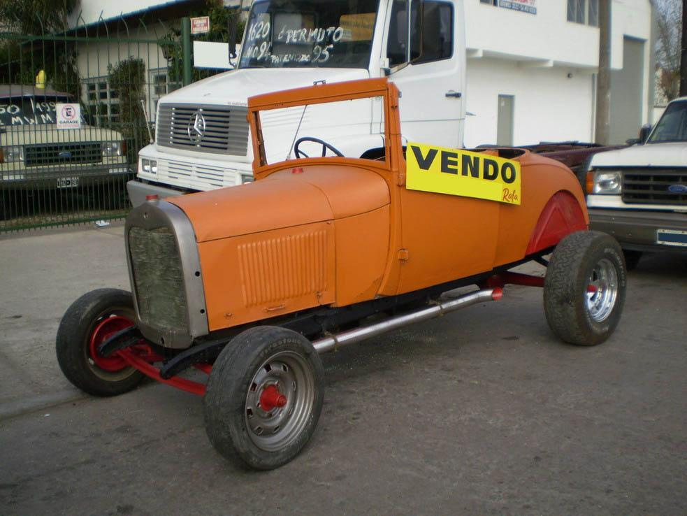 coupe forda  hot rod