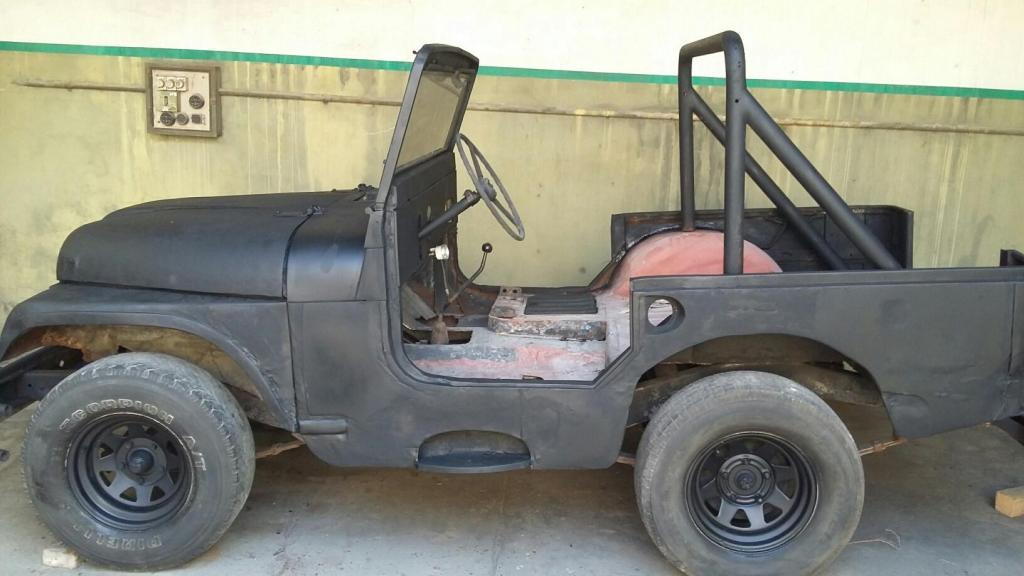 jeep ika corto modelo 60
